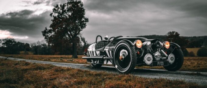 MORGAN LAUNCHES NEW LIMITED-EDITION 3 WHEELER P101 TO CELEBRATE END OF MODEL'S PRODUCTION