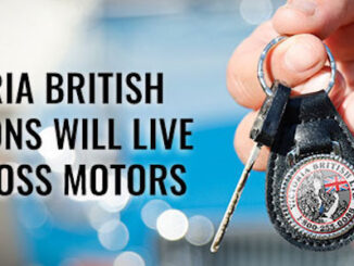 Moss Motors To Acquire Victoria British