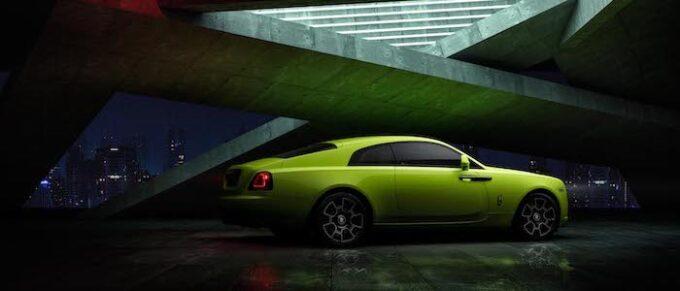 Neon Nights Paint Scheme for Black Badge Rolls-Royce 00002