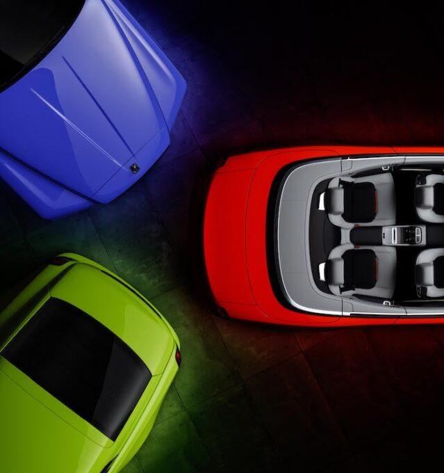 Neon Nights Paint Scheme for Black Badge Rolls-Royce 00005