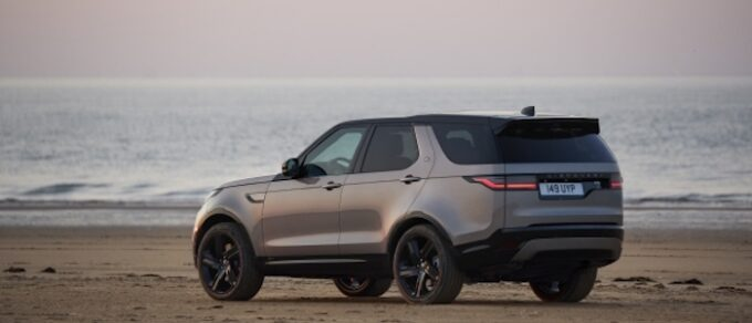 New Land Rover Discovery - Rear 34 view