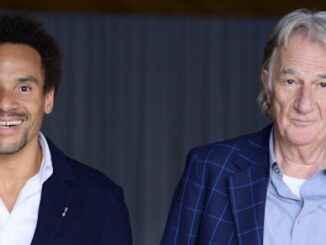 Oliver Heilmer and Sir Paul Smith
