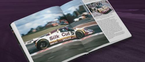 TWR's Le Mans-winning Jaguars by John Starkey - Just British