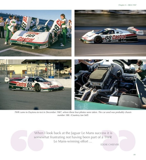 TWR's Le Mans-winning Jaguars - Inside with Quote