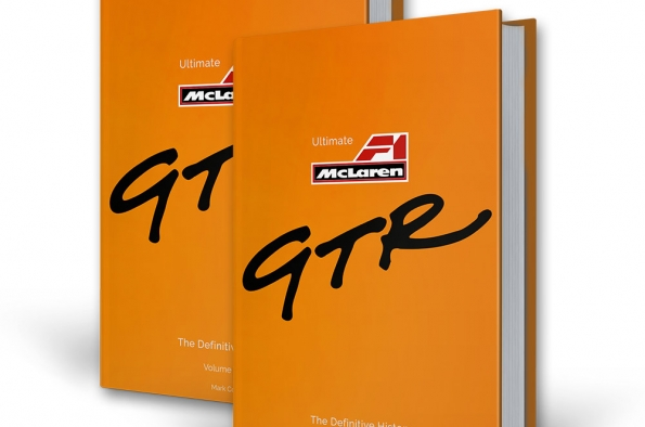 The definitive history of the fabulously successful McLaren F1 GTR