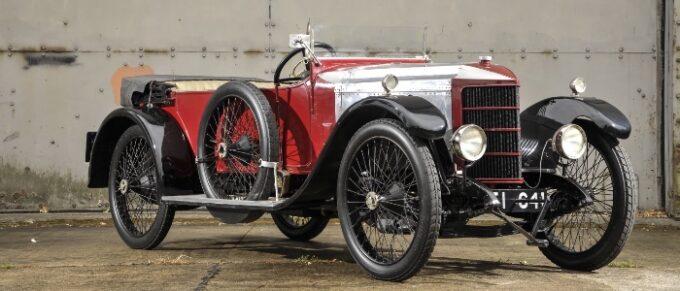 Vauxhall - Prince Henry