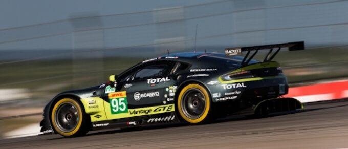2016 USA Aston Martin Racing #95