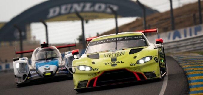 #97 2020 Le Mans winner - Aston Martin Racing