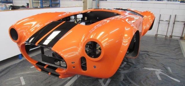 AC Cobra MK1V Body Shell