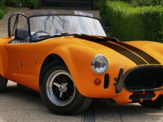 AC Cobra Series 4 Electric and USA version