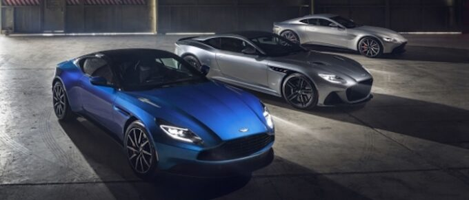 Aston Martin DB11. DBS & Vantage - Aston Martin Partners with Semler Premium Sweden