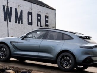 Aston Martin reveals exclusive DBX Bowmore® Edition - Header Image