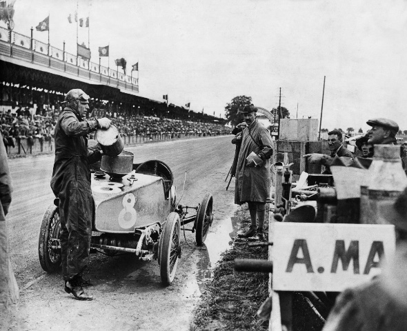 Chassis TT2 1922 French GP