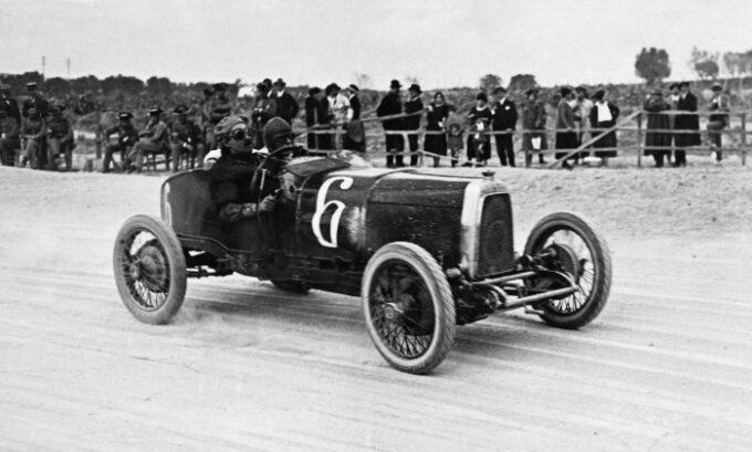 Chassis TT2 Spanish GP AMHT Copyright