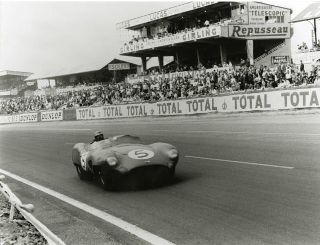 DBR1 Le Mans 1959 01