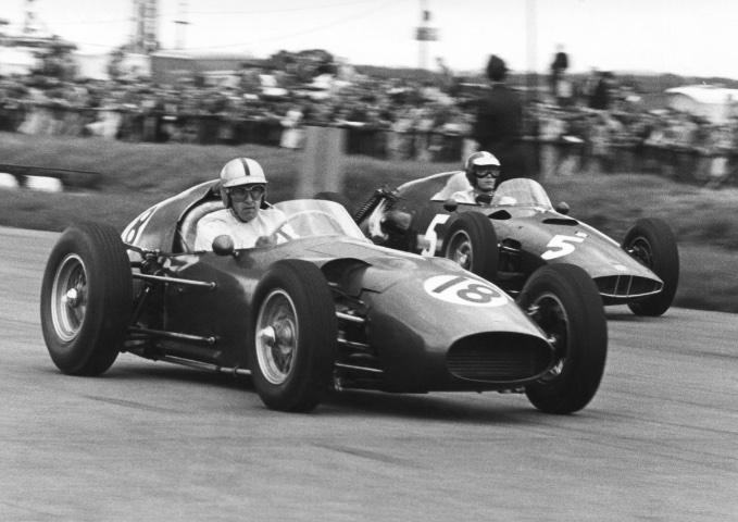 DBR5-2 Salvadori British GP 1960