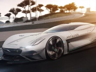 Header 2 Introducing the Jaguar Vision Gran Turismo SV - The ultimate all-electric gaming endurance racer - 17