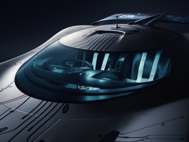 Introducing the Jaguar Vision Gran Turismo SV - The ultimate all-electric gaming endurance racer - 11