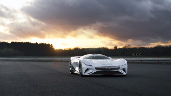 Introducing the Jaguar Vision Gran Turismo SV - The ultimate all-electric gaming endurance racer - 16