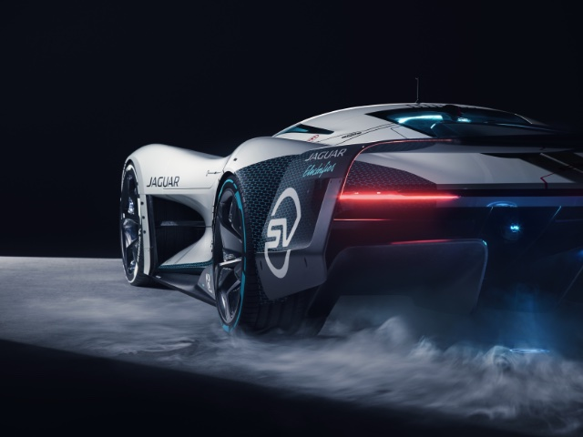 Introducing the Jaguar Vision Gran Turismo SV - The ultimate all-electric gaming endurance racer - 20