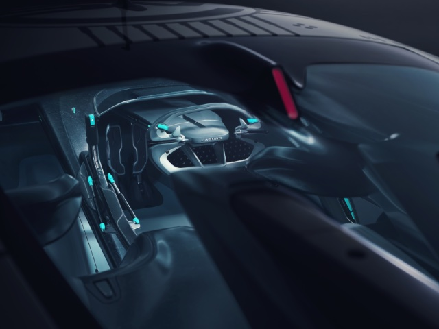 Introducing the Jaguar Vision Gran Turismo SV - The ultimate all-electric gaming endurance racer - 8