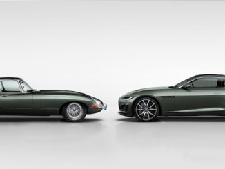 Jaguar F-TYPE Heritage 60 Edition & E-type Sports Car