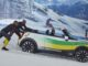 Jamaican Bobsleigh team get creative during lockdown with a MINI Convertible 1 - Pushing on Slope - Header
