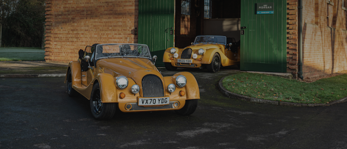 MORGAN MOTOR COMPANY TO OPEN EXPERIENTIAL HUB AT BICESTER HERITAGE