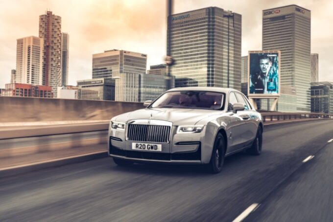 Rolls-Royce Motor Cars London reimagines operations for new generation of clients - on the road