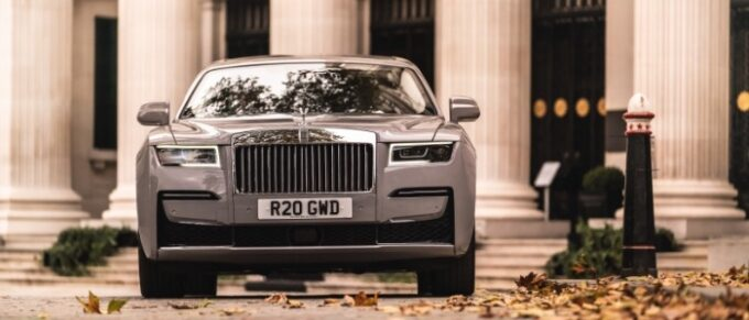Rolls-Royce Motor Cars London reimagines operations for new generation of clients - stately front view