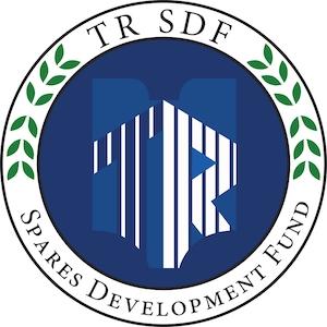 TR Spares Development Fund Logo