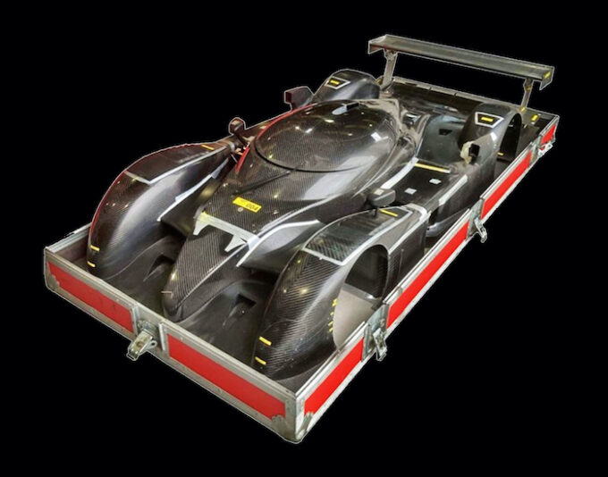 Team Bentley Racing Automobilia Takes Pole Position at Auction - Historics Team Bentley wind tunnel model