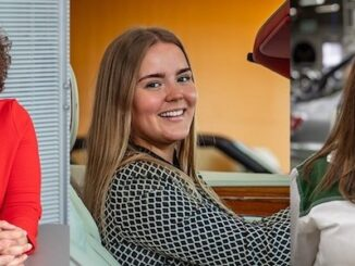 3 Bentley Women Colleagues Inspire Next Generation of Trailblazers