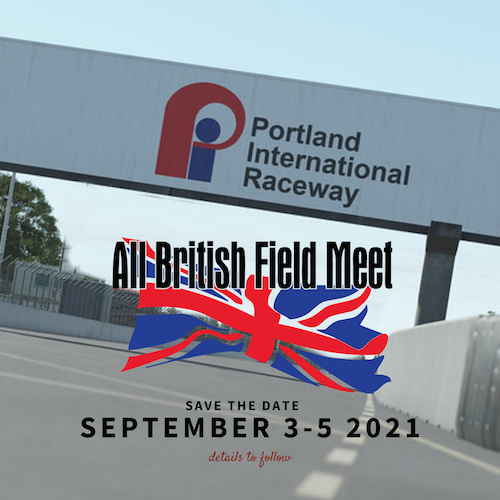 45th Annual All British Field Meet 2021