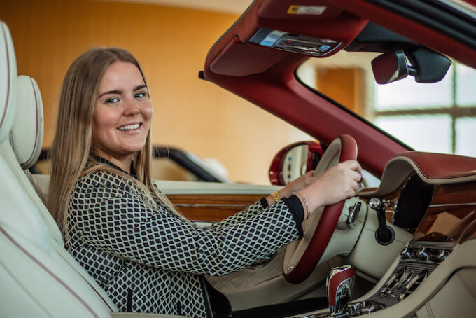 Bentley Inspiring Automotive Women - Lily Anne Hulse