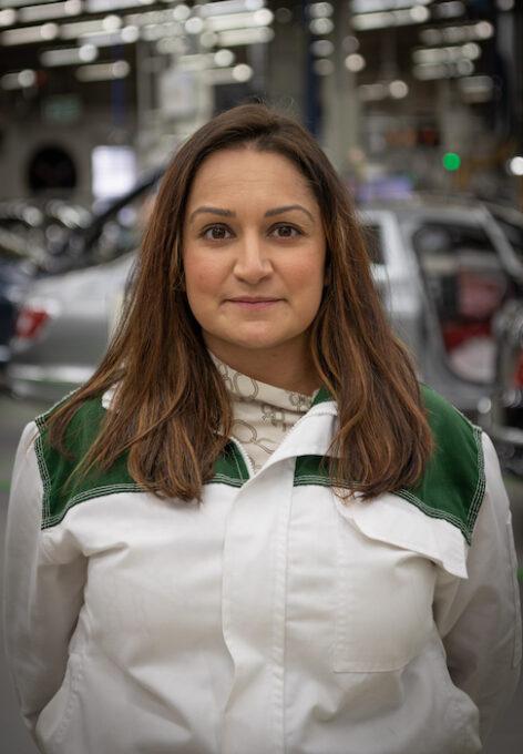 Bentley Inspiring Automotive Women - Mariam Zahedi