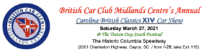 Carolina British Classics XIV Car Show