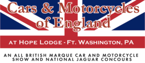 Cars and Motorcycles of England - Delaware Valley Triumph Club