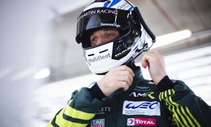 Darren Turner, Aston Martin factory driver