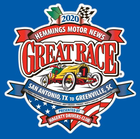 Great Race Logo