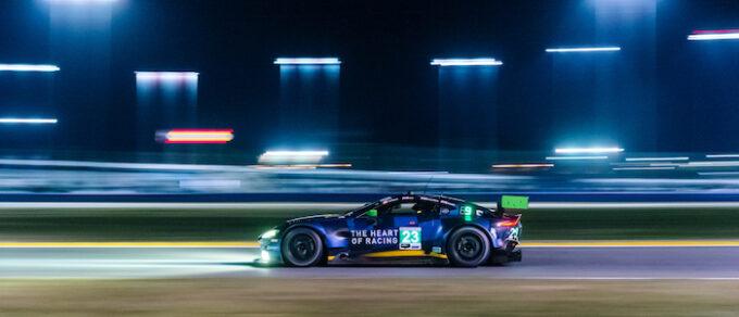 Heart of Racing Vantage GT3