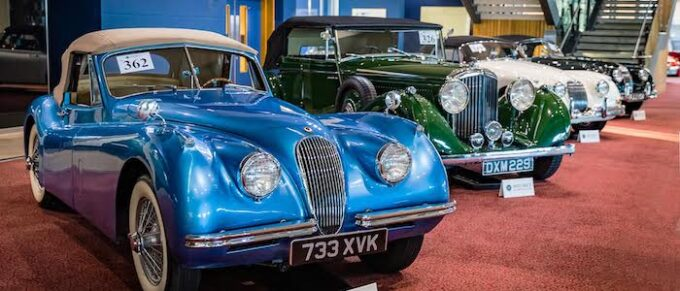 Historics Auctioneers Scales up for 2021