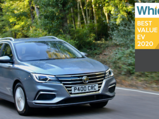 MG5 EV Wins Best Value EV