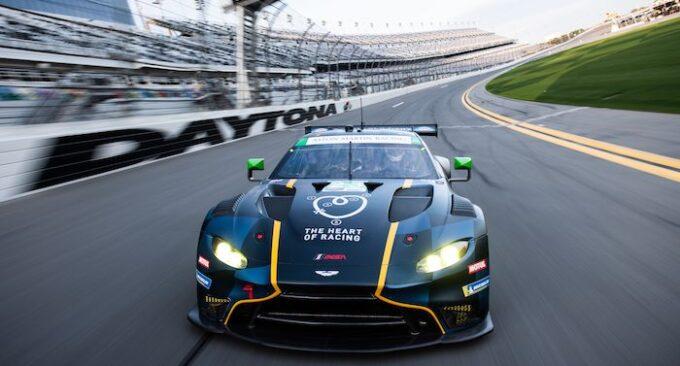 Aston Martin Partners Target Rolex 24 Hours at Daytona