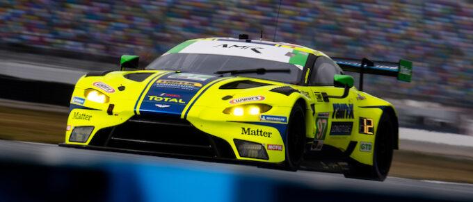 TF Sport Vantage GT3 - 2