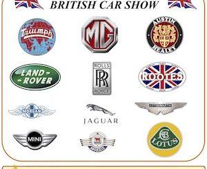 30th Annual All British Car Show - California