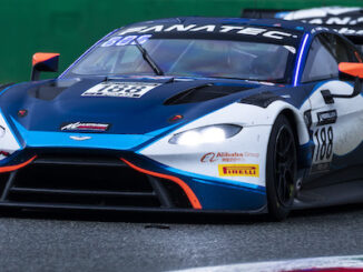 Aston Martin Partner Garage 59 Clinches GT3 Class Victory