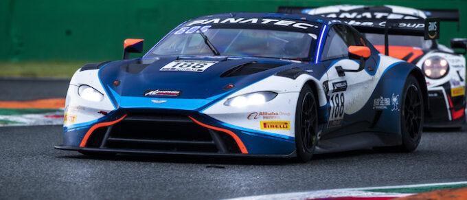 Aston Martin Partner Garage 59 Clinches GT3 Class Victory