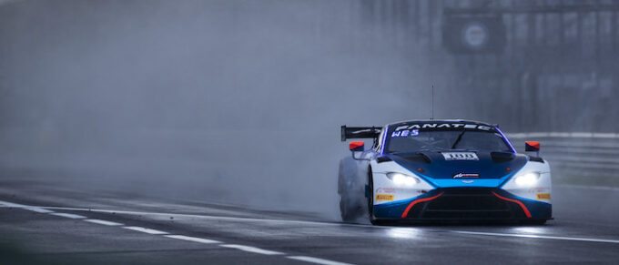 Aston Martin Partner Garage 59 Clinches GT3 Class Victory 3