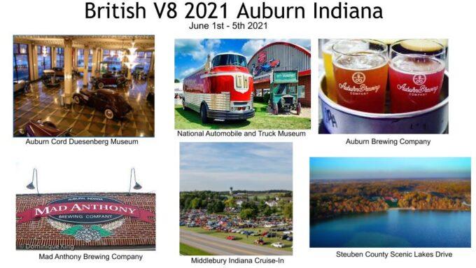 British V8 2021 - Indiana